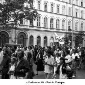 A Parlament felé