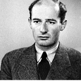 Kép Raul Wallenbergről