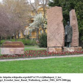 Az új Wallenberg szobor