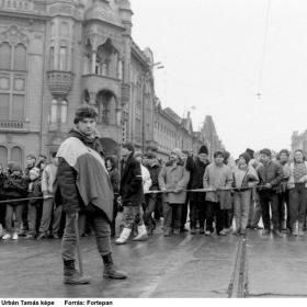 Román forradalmárok, Temesvár