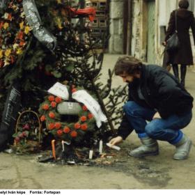 Megemlékezés a temesvári események áldozatairól Budapesten